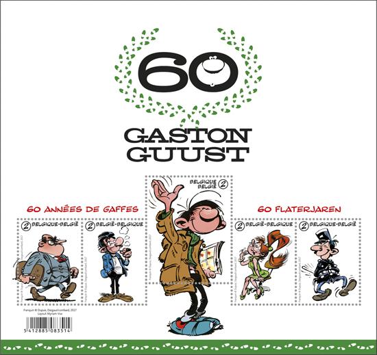60 Flaterjaren - Guust Flater wordt 60