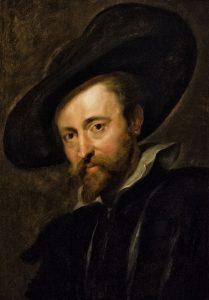 Peter Paul Rubens Zelfportret
