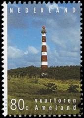 NVPH 1661 - Vuurtoren van Ameland