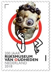 200 jaar Rijksmuseum van Oudheden - Gezichtskraal