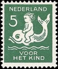 NVPH 226 - Kinderzegel 1929
