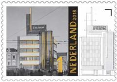 Architectuur Nieuwe Bouwen - Coöperatie De Volharding
