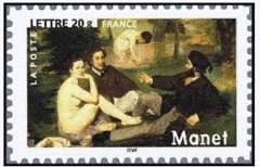 Frankrijk Manet