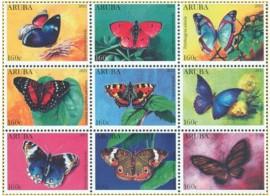Aruba butterflies