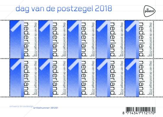 Dag van de Postzegel 2018