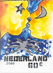 NVPH 1938 Decemberzegel 2000