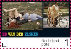 NVPH 3417 - Ed van der Elsken Nederlands Fotomuseum