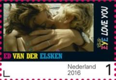 NVPH 3419 - Ed van der Elsken Nederlands Fotomuseum