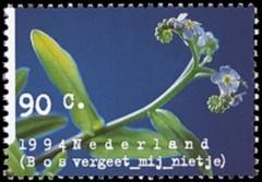 NVPH 1603 - natuur en milieu