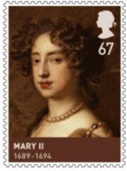Mary II van Engeland