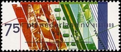 NVPH 1420 - verzelfstandiging P.T.T. 1989