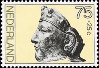 NVPH 1136 - Zomerzegel 1977