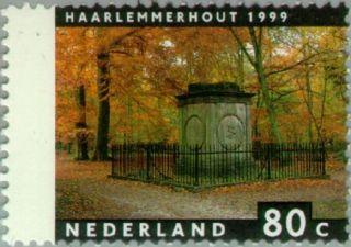 NVPH 1814 - Vier Jaargetijden 1999 Haarlemmerhout