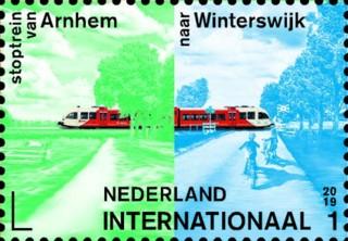 Openbaar vervoer in Nederland - Arnhem -Winterswijk
