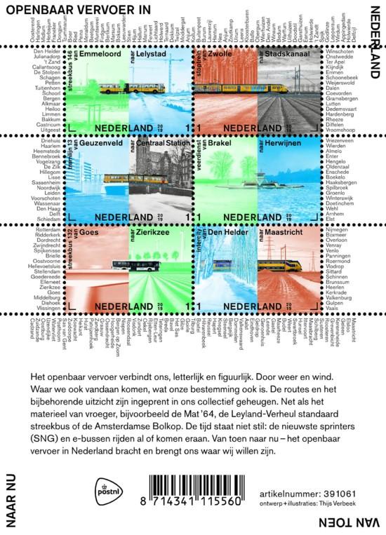 Openbaar vervoer in Nederland