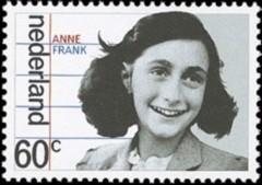 NVPH 1199 - Anne Frank
