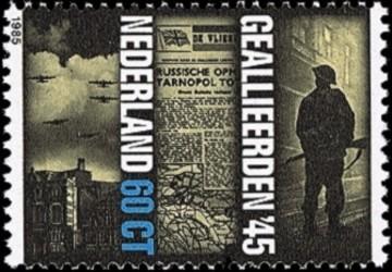 NVPH 1330 - Geallieerden 1945