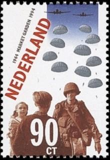 NVPH 1619 - Operatie Market Garden
